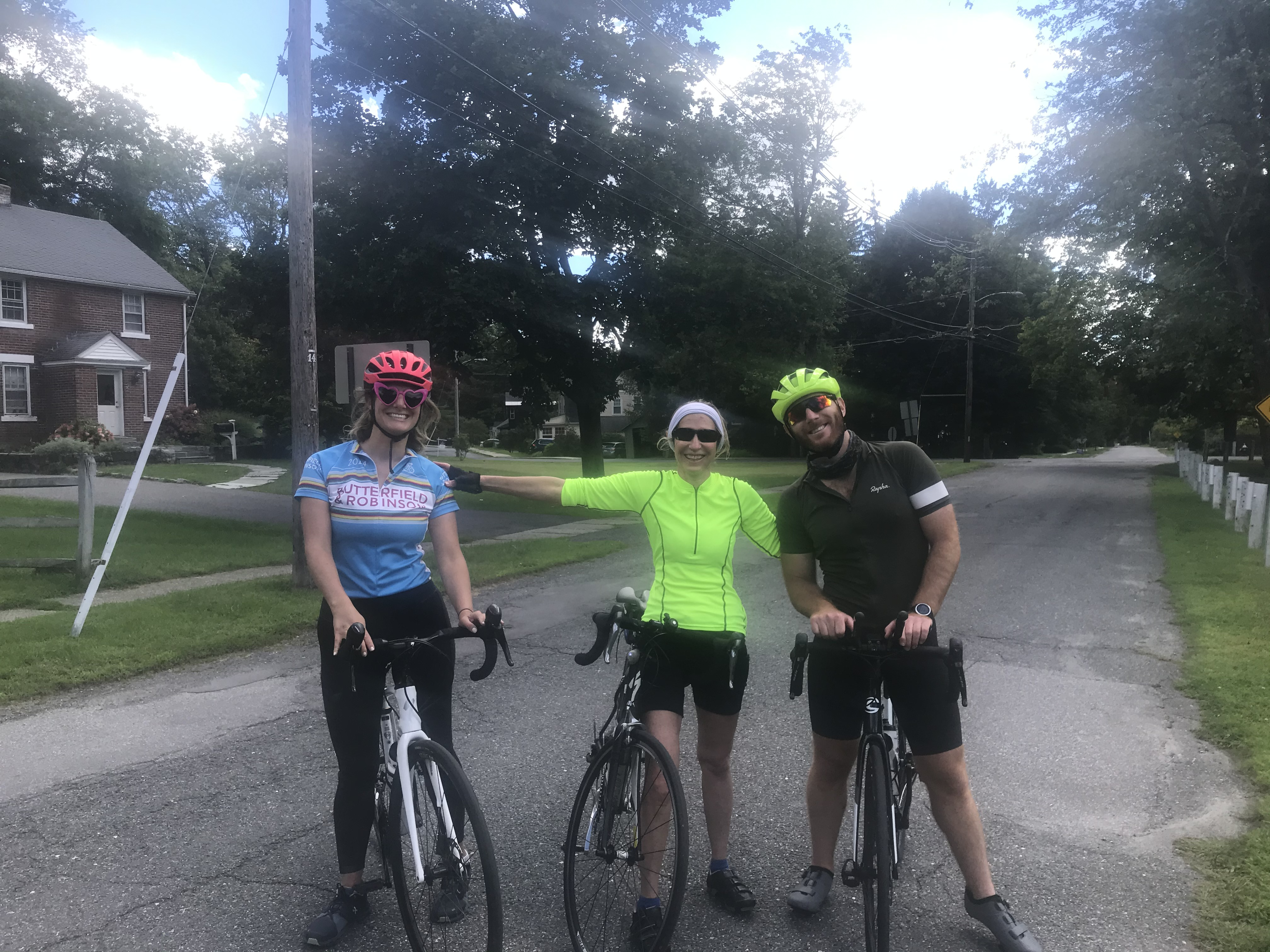 Berkshire Cycling Family
